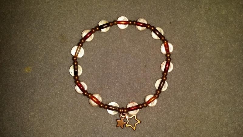 Fall 2014 Bracelet with star charms